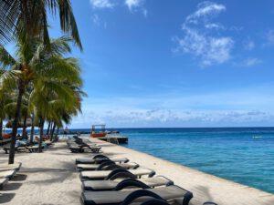Jan Thiel Baai Curacao