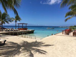 Jan Thiel Beach Curacao