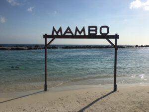 Vakantie Curacao op Mambo Beach
