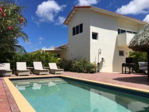 Vakantiehuis op Curacao