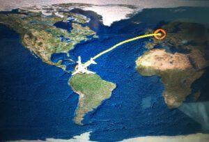vliegtickets curacao vlucht